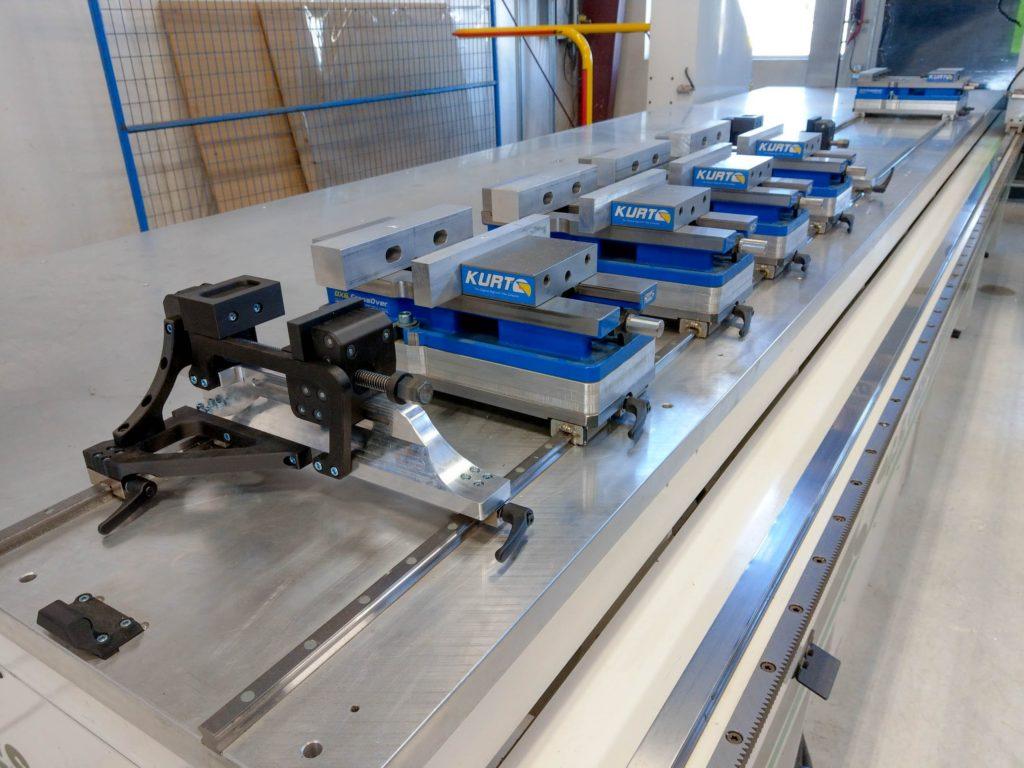 Lean Machine CNC Vise and Soft Jaws