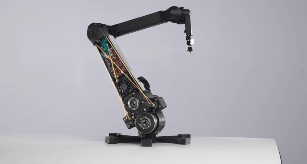 Haddington Dynamics Robotic Arm